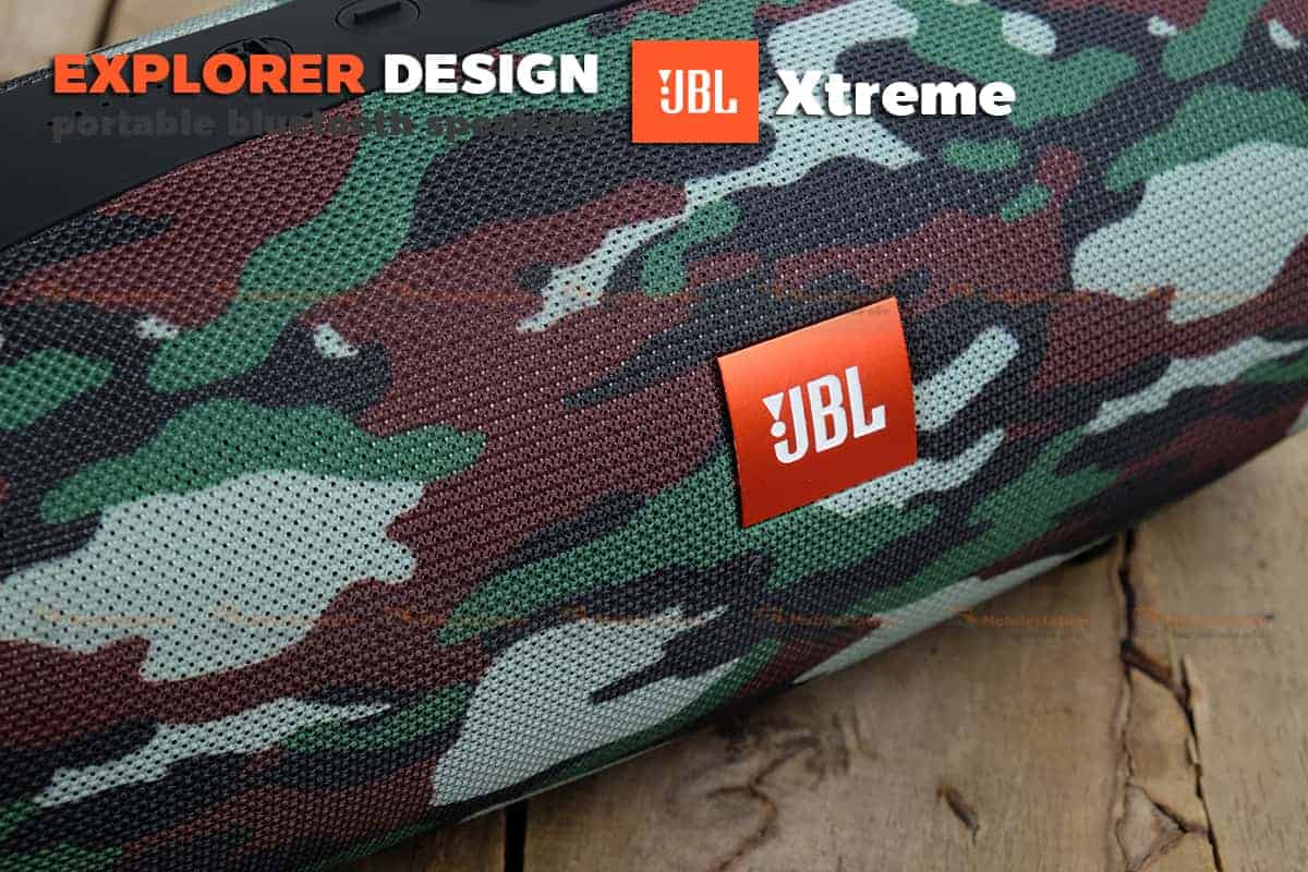 ลำโพงบลูทูธ explorer JBL Xtreme bluetooth speaker CY-29 review-29