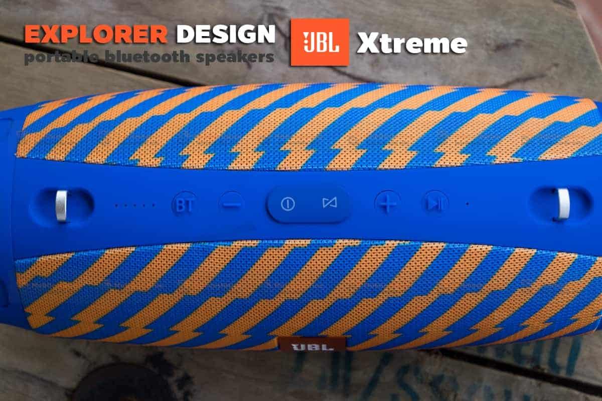 ลำโพงบลูทูธ explorer JBL Xtreme bluetooth speaker CY-29 review-4