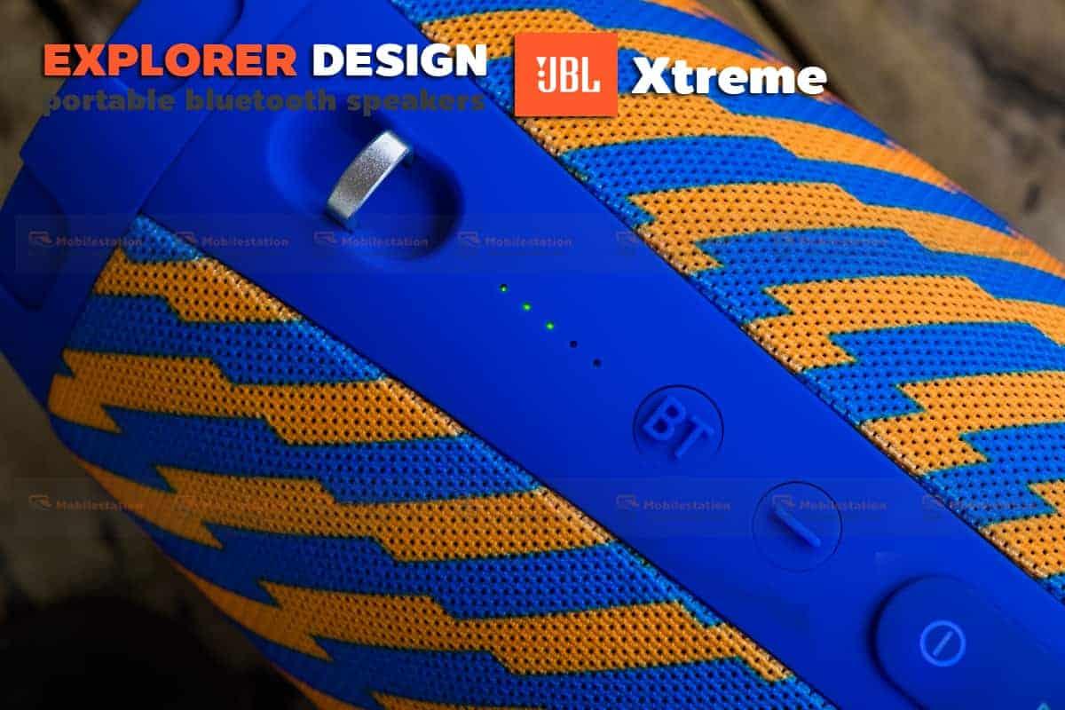 ลำโพงบลูทูธ explorer JBL Xtreme bluetooth speaker CY-29 review-6