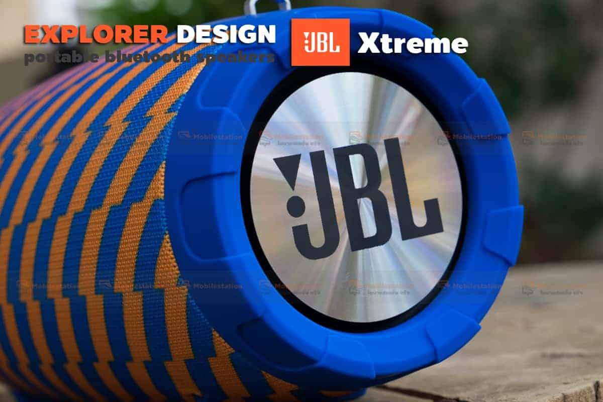 ลำโพงบลูทูธ explorer JBL Xtreme bluetooth speaker CY-29 review-8