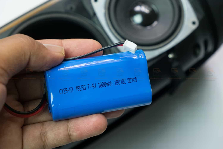 ความจุแบต ลำโพงบลูทูธ explorer JBL xtreme bluetooth speaker CY-29 review