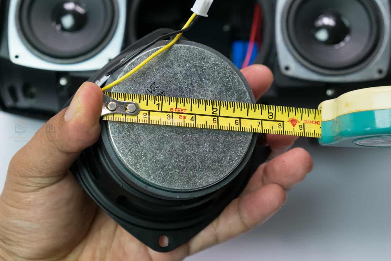 ขนาดดอกลำโพง ลำโพงบลูทูธ explorer JBL xtreme bluetooth speaker CY-29 review_-6