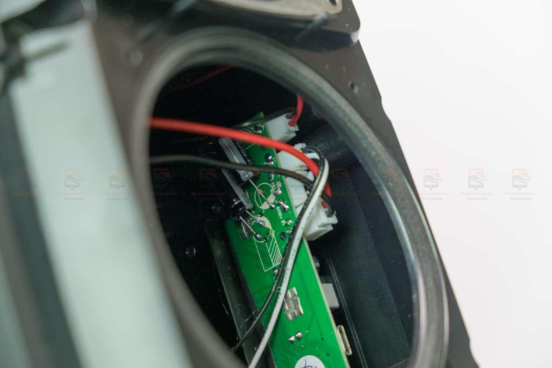 แผงวงจร ลำโพงบลูทูธ explorer JBL xtreme bluetooth speaker CY-29 review_-9