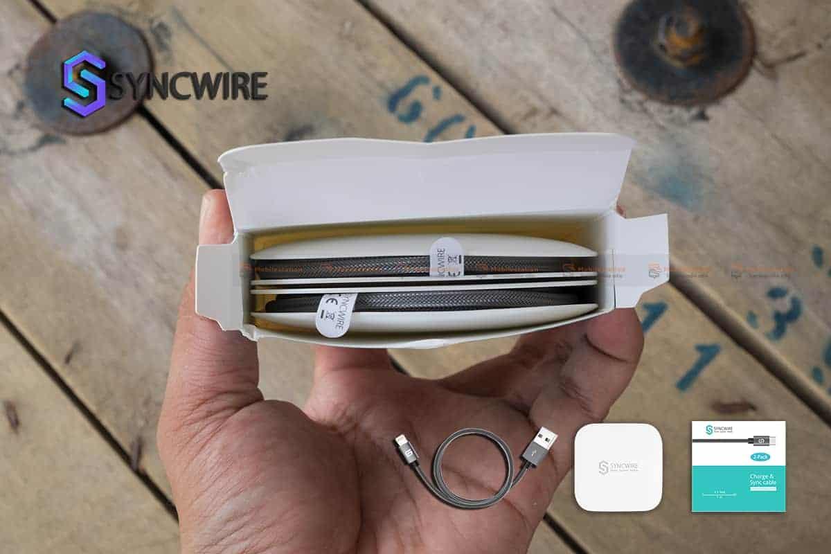 สายชาร์จ Samsung Syncwireไนลอนถัก Micro USB For Samsung Android 2 เมตร 1