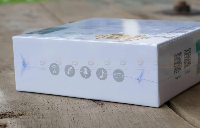 หูฟังไอโฟน7,7plus,8 Hoco L7 apple Origianl series lightning bluetooth ราคาถูก เสียงดี-4
