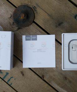 หูฟังไอโฟน7,7plus,8 Hoco L7 apple Origianl series lightning bluetooth ราคาถูก เสียงดี-8