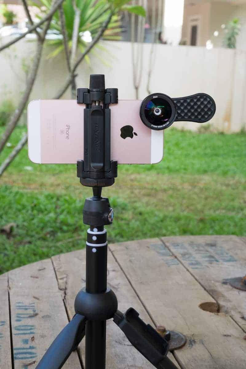 LQ-046 เลนส์มือถือ Lieqi HD Wide 0.6X+Macro 15X ถ่ายสวยใส ไม่มีขอบดำ คมชัดทั้งภาพ-30