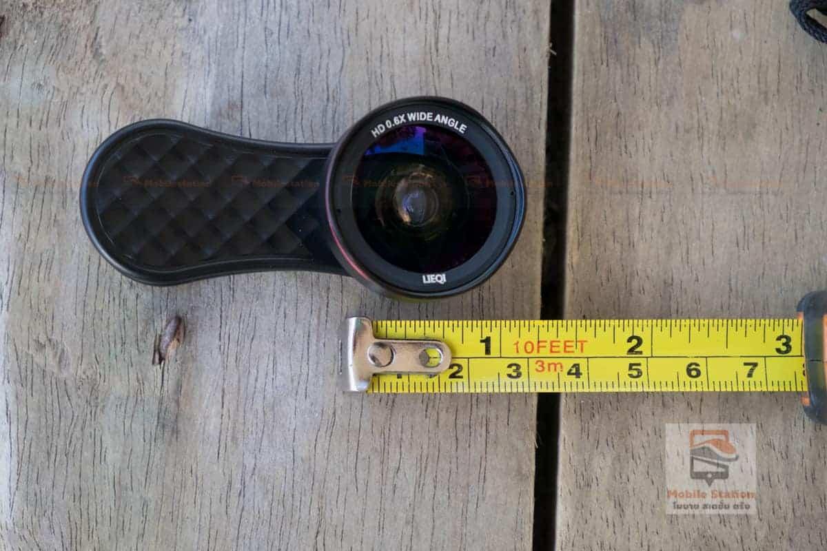 LQ-046 เลนส์มือถือ Lieqi HD Wide 0.6X+Macro 15X ถ่ายสวยใส ไม่มีขอบดำ คมชัดทั้งภาพ-33
