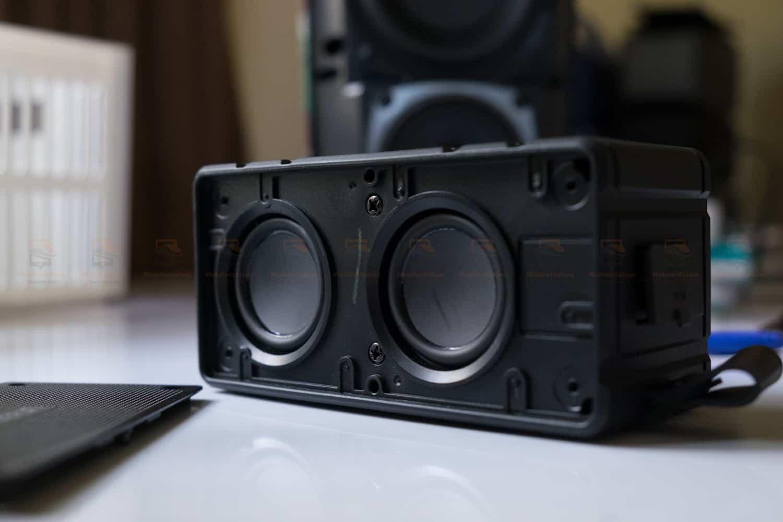 ลำโพงบลูทูธ 10W Wavefun Cuboid Bluetooth Speaker พกพา กันน้ำ ราคาถูก เสียงดี-17