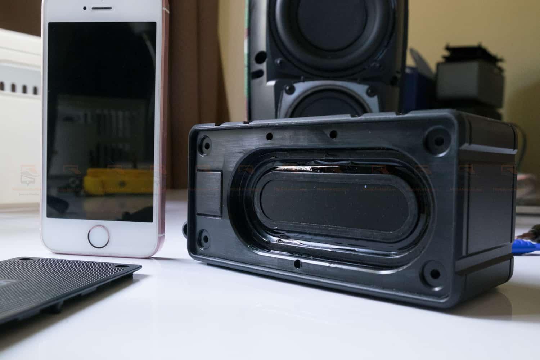 ลำโพงบลูทูธ 10W Wavefun Cuboid Bluetooth Speaker พกพา กันน้ำ ราคาถูก เสียงดี-19