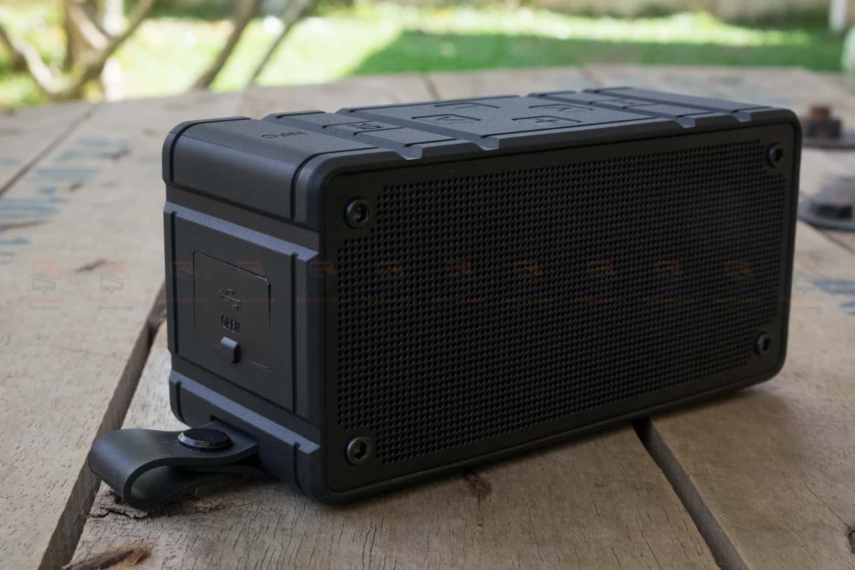 ลำโพงบลูทูธ 10W Wavefun Cuboid Bluetooth Speaker พกพา กันน้ำ ราคาถูก เสียงดี-6