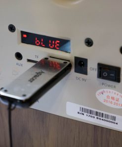 ลำโพงบลูทูธ S-04 Songmu-Audio ลำโพงบลูทูธ 20W พกพา เสียงดี เบสลงลึก กระชับ-25