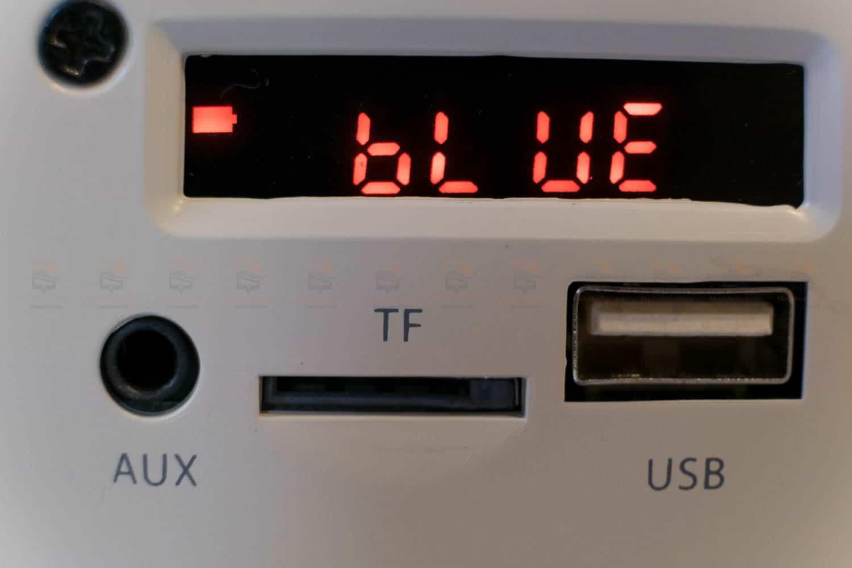 ลำโพงบลูทูธ S-04 Songmu-Audio ลำโพงบลูทูธ 20W พกพา เสียงดี เบสลงลึก กระชับ-9