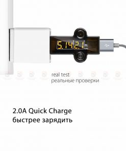 สายชาร์จไอโฟน ROCK For IPhone Cable IOS 11 10 9 For Fast Charger Lighting to USB Cables Charging 2.1A รายละเอียด-4