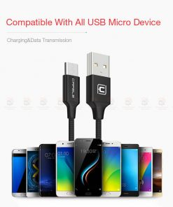 สายชาร์จ ซัมซุง Android Cafele Micro USB Cable Fast Charge_8