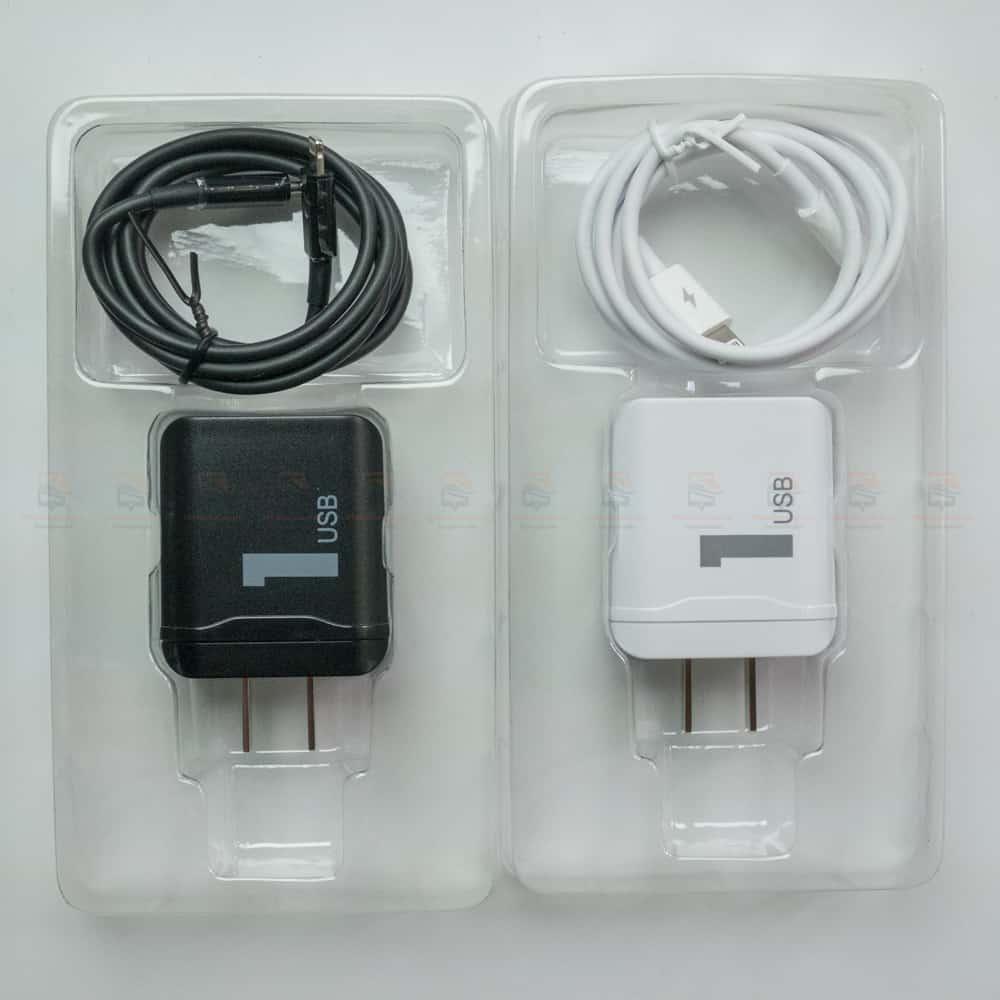 ที่ชาร์จแบต ROCK PD Fast Charger Set for iPhone X 8 Plus With Type C to Lighting Cable สินค้าจริง-5