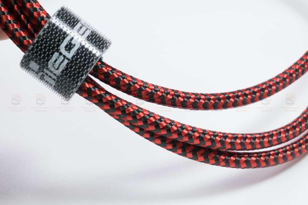 สายชาร์จไอโฟน Tiegem Tanpow Series USB Charger Cable for iPhone X-7-8-6-5 Cable Fast Charger สินค้าจริง-6