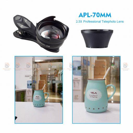 เลนส์มือถือ หน้าชัดหลังเบลอ APEXEL Professional phone Lens HD bokeh portrait-02