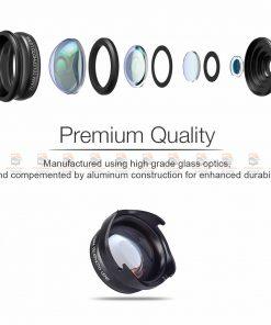 เลนส์มือถือ หน้าชัดหลังเบลอ APEXEL Professional phone Lens HD bokeh portrait-04