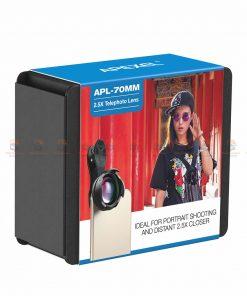 เลนส์มือถือ หน้าชัดหลังเบลอ APEXEL Professional phone Lens HD bokeh portrait-13