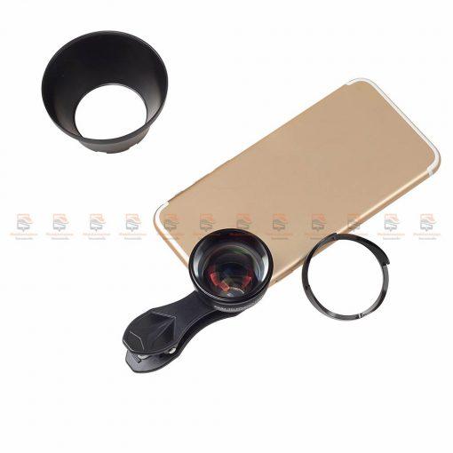 เลนส์มือถือ หน้าชัดหลังเบลอ APEXEL Professional phone Lens HD bokeh portrait-4