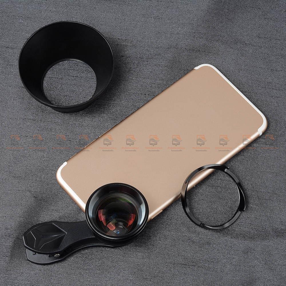 เลนส์มือถือ หน้าชัดหลังเบลอ APEXEL Professional phone Lens HD bokeh portrait-5
