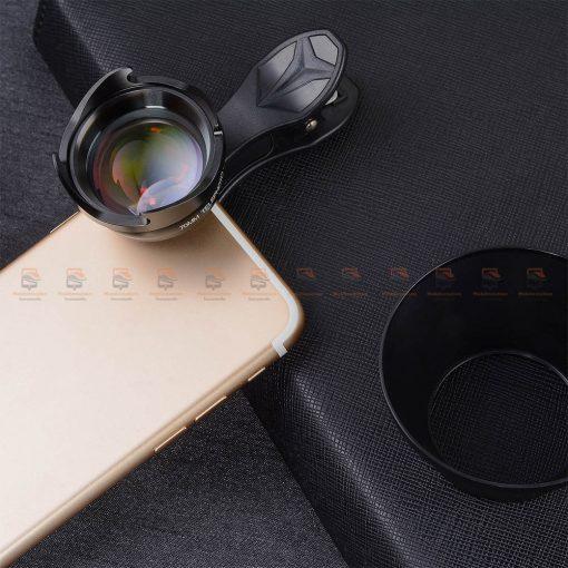 เลนส์มือถือ หน้าชัดหลังเบลอ APEXEL Professional phone Lens HD bokeh portrait-6