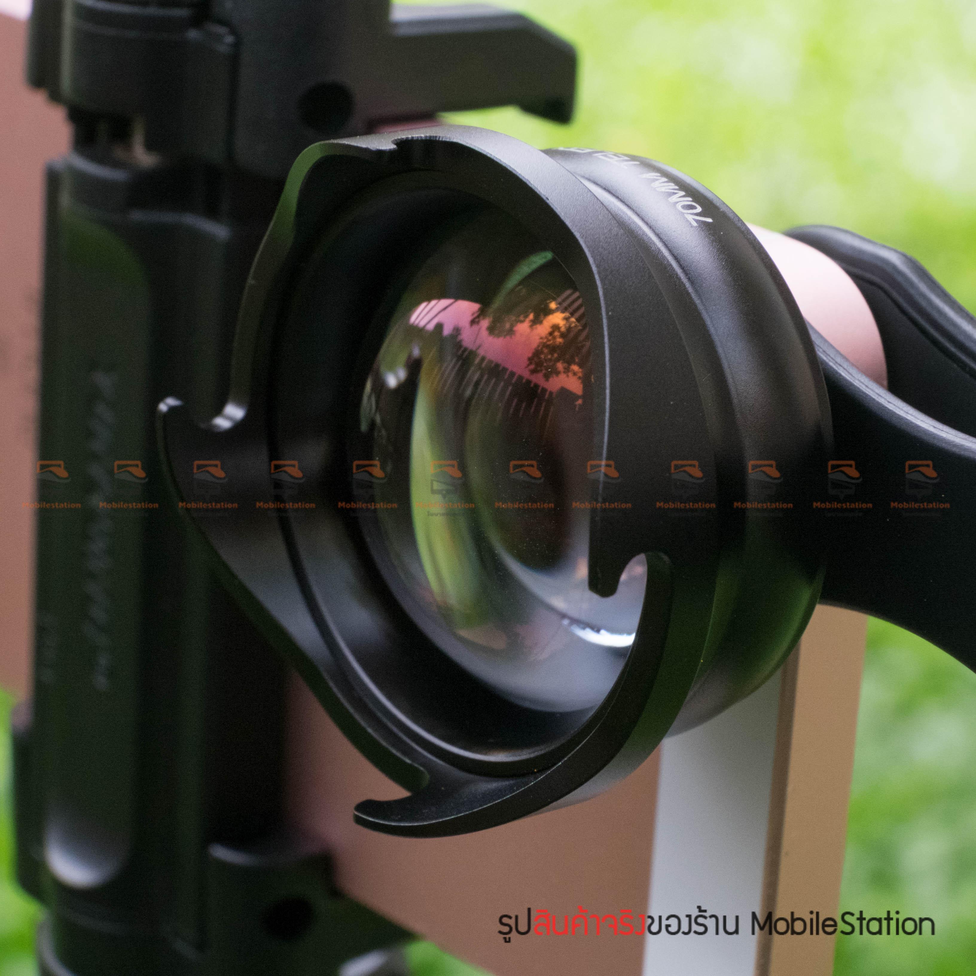 เลนส์มือถือ หน้าชัดหลังเบลอ APEXEL Professional phone Lens Portrait lens-18