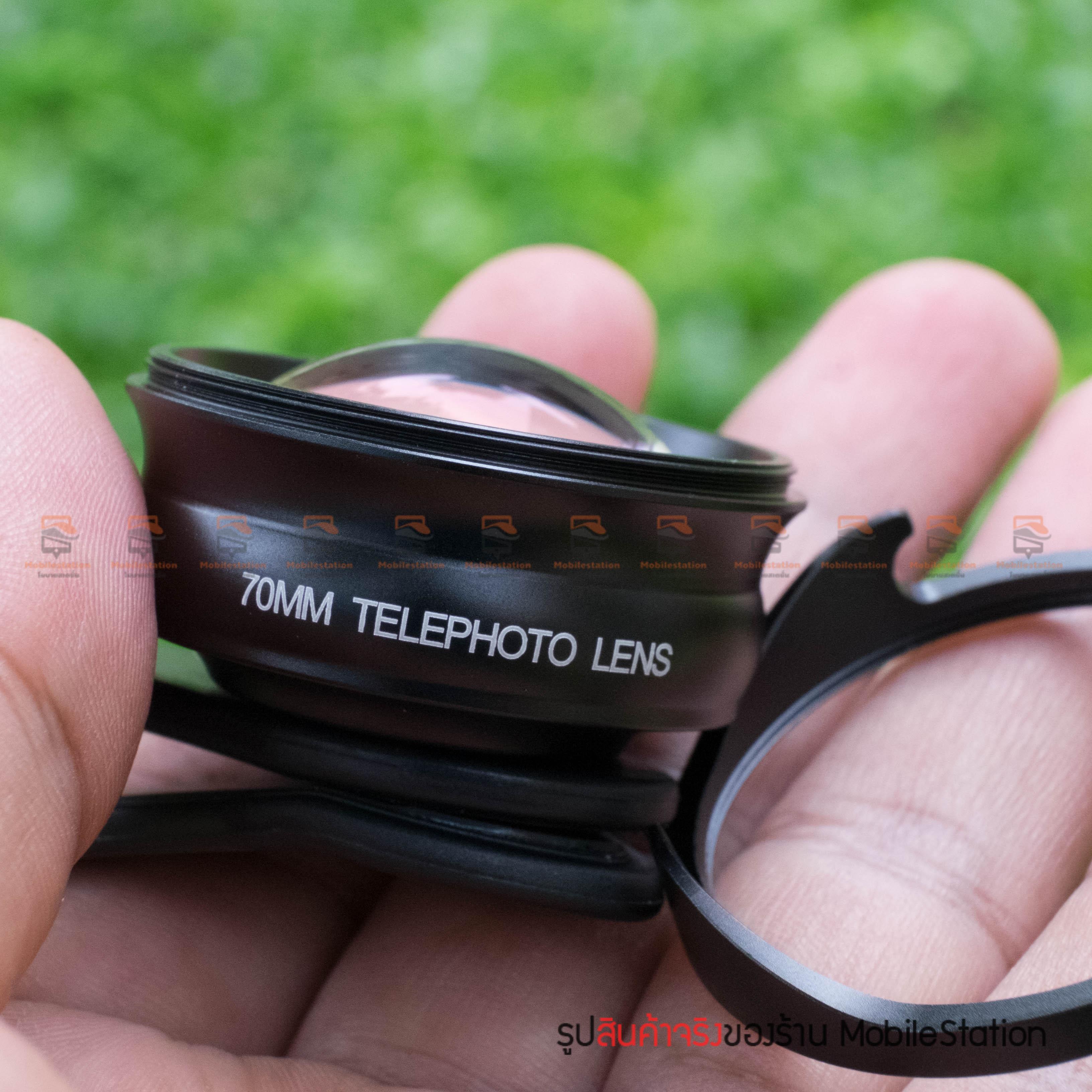 เลนส์มือถือ หน้าชัดหลังเบลอ APEXEL Professional phone Lens Portrait lens-20