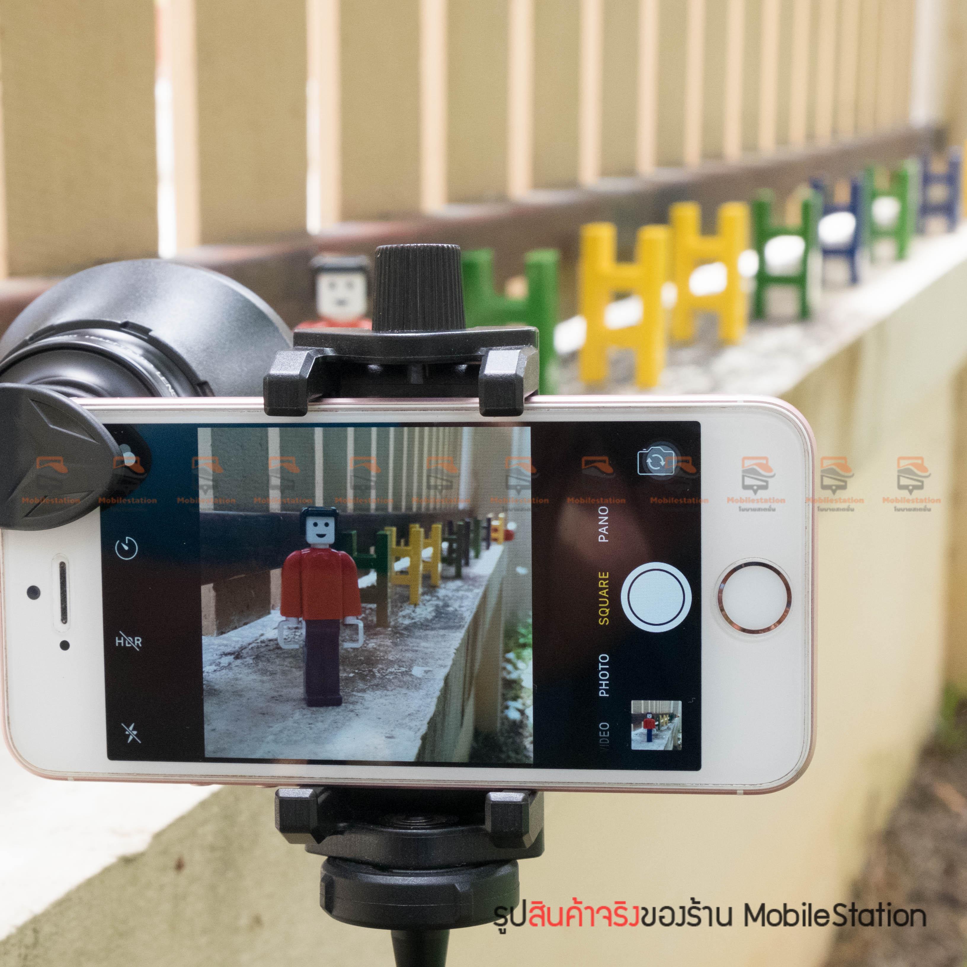 เลนส์มือถือ หน้าชัดหลังเบลอ APEXEL Professional phone Lens Portrait lens-30