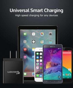 ที่ชาร์จแบต TIEGEM Quick Charge 3.0 USB Adapter 18W for Samsung iphone android 10