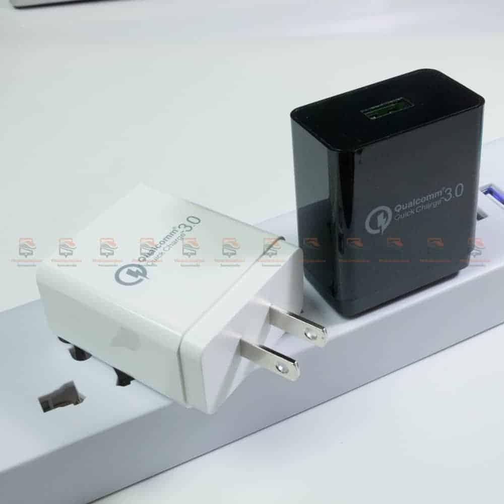 ที่ชาร์จแบต TIEGEM Quick Charge 3.0 USB Adapter 18W for Samsung iphone android-4