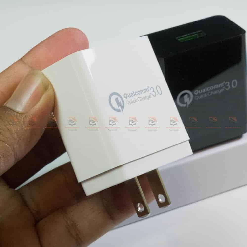 ที่ชาร์จแบต TIEGEM Quick Charge 3.0 USB Adapter 18W for Samsung iphone android-5