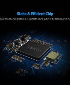 บลูทูธรถยนต์ Ugreen Aptx Bluetooth Transmitter Receiver Stereo Audio Music Adapter-15