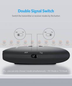 บลูทูธรถยนต์ Ugreen Aptx Bluetooth Transmitter Receiver Stereo Audio Music Adapter-2