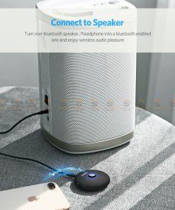บลูทูธรถยนต์ Ugreen Aptx Bluetooth Transmitter Receiver Stereo Audio Music Adapter-9