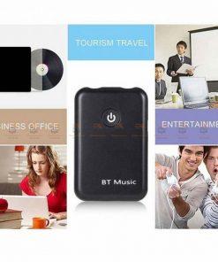 บลูทูธรถยนต์ Wireless Bluetooth Transmitter Receiver Stereo Audio Music Adapter-06