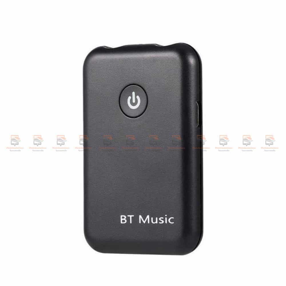 บลูทูธรถยนต์ Wireless Bluetooth Transmitter Receiver Stereo Audio Music Adapter-11