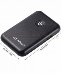 บลูทูธรถยนต์ Wireless Bluetooth Transmitter Receiver Stereo Audio Music Adapter-14