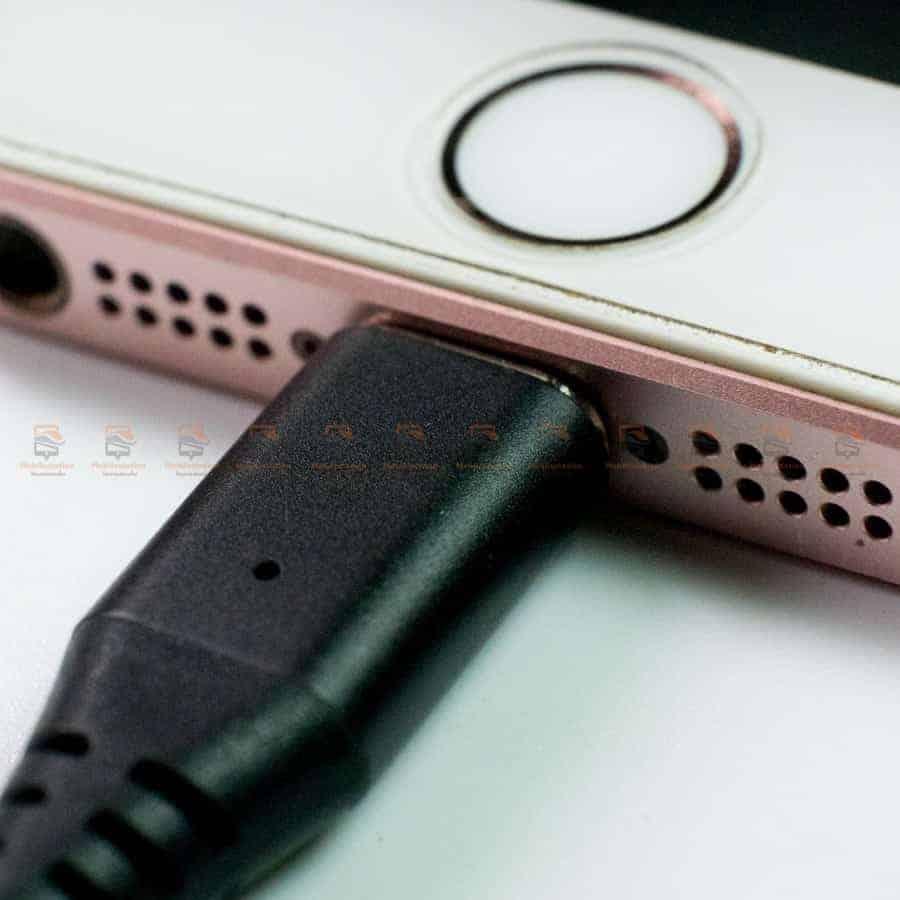 สายชาร์จแม่เหล็ก PZOZ Magnetic Cable Lighting Micro USB Type C Fast Charging รูปสินค้าจริง-9