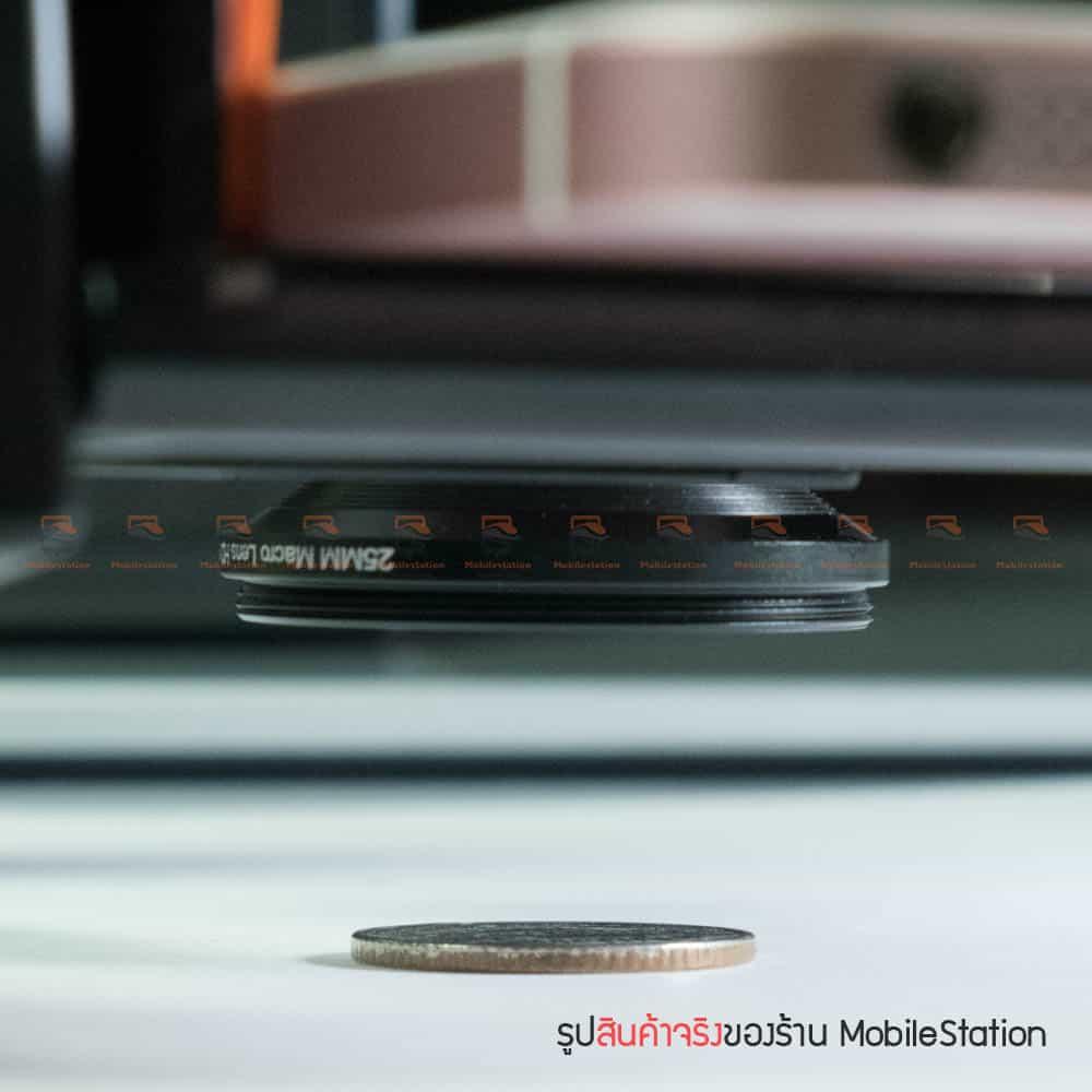 เลนส์มือถือ มาโคร APEXEL Optic phone lens 25mm 20x super macro lens สินค้าจริง-5