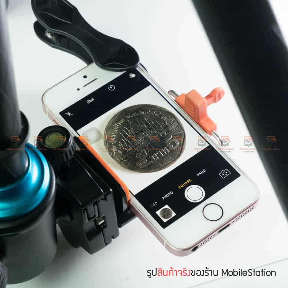 เลนส์มือถือ มาโคร APEXEL Optic phone lens 25mm 20x super macro lens สินค้าจริง