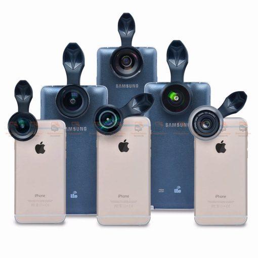 เลนส์มือถือ มาโคร APEXEL Optic phone lens 25mm 20x super macro lens-13
