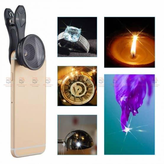 เลนส์มือถือ มาโคร APEXEL Optic phone lens 25mm 20x super macro lens-3
