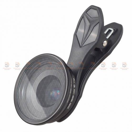 เลนส์มือถือ มาโคร APEXEL Optic phone lens 25mm 20x super macro lens-6