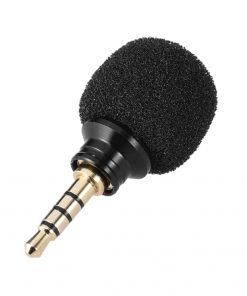 ไมค์อัดเสียง มือถือ Andoer Cellphone Smartphone Portable Mini Omni-Directional Mic Microphone 3