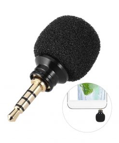 ไมค์อัดเสียง มือถือ Andoer Cellphone Smartphone Portable Mini Omni-Directional Mic Microphone 5