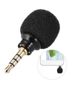 ไมค์อัดเสียง มือถือ Andoer Cellphone Smartphone Portable Mini Omni-Directional Mic Microphone 5