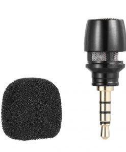 ไมค์อัดเสียง มือถือ Andoer Cellphone Smartphone Portable Mini Omni-Directional Mic Microphone 6