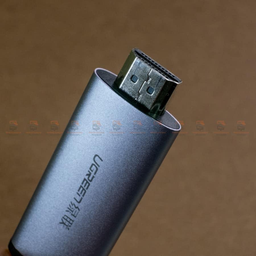 ต่อมือถือเข้าทีวี Ugreen for iPhone Android Phone ไอโฟน 8 X 7 6s Plus - Samsung รีวิว-7
